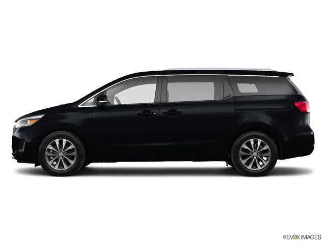2018 Kia Sedona SX Van Passenger Van
