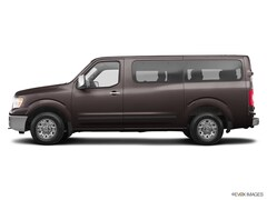 New 2018 Nissan NV Passenger NV3500 HD SL V8 Van Passenger Van for sale in Dublin, CA