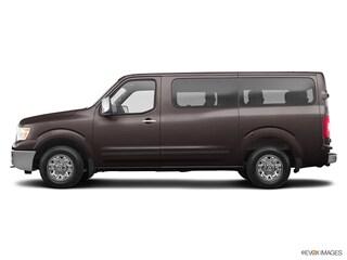 new 2018 Nissan NV Passenger NV3500 HD SL V8 Van Passenger Van 5BZAF0AA4JN852124 for sale in Lakewood CO