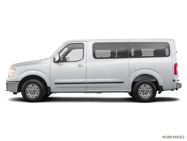 2018 Nissan NV Passenger NV3500 HD SL V8 Van Passenger Van Concord NC