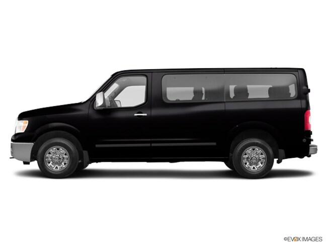 New 2018 Nissan NV Passenger NV3500 HD SL V8 Van Passenger Van For Sale/Lease Santa Maria, CA