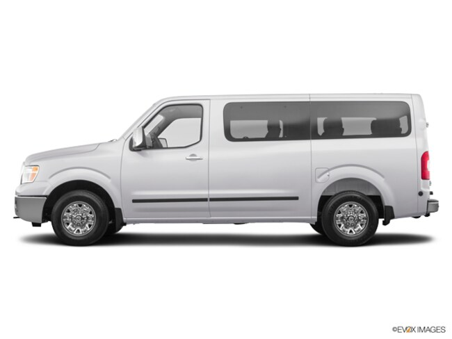 2018 Nissan NV Passenger NV3500 HD SL Van