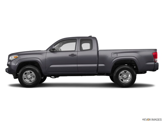 2018 Toyota Tacoma SR Special Edition Truck Double Cab