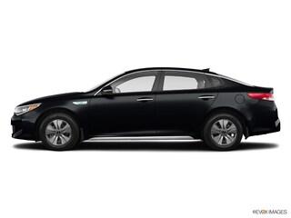 New 2018 Kia Optima Hybrid LX Sedan KNAGT4LE3J5023486 in American Fork, UT