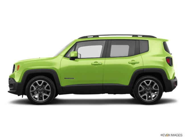 new 2018 Jeep Renegade LATITUDE 4X4 Sport Utility in Staten Island