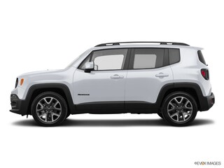 New Cars  2018 Jeep Renegade Latitude 4x4 SUV For Sale in Mount Carmel