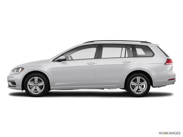 2018 Volkswagen Golf SportWagen SE Wagon