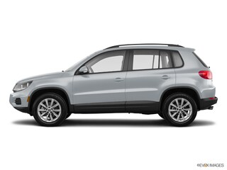New 2018 Volkswagen Tiguan Limited 2.0T SUV for sale in Tulsa, OK