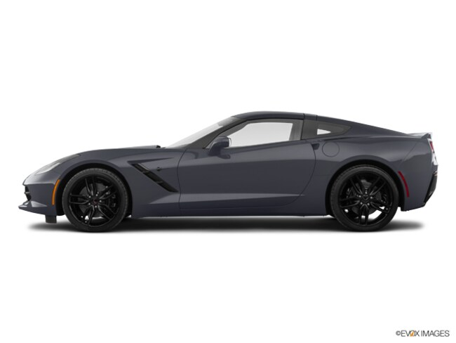 New 2019 Chevrolet Corvette Stingray Z51 near Baltimore