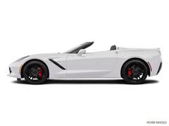 2019 Chevrolet Corvette Stingray Z51 Convertible