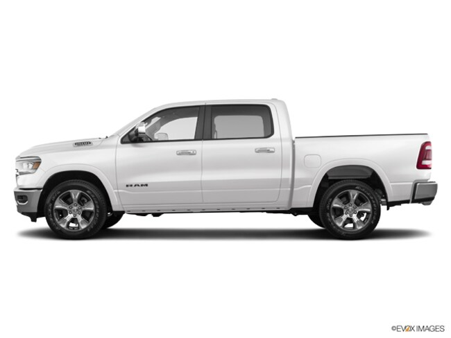 New 2019 Ram 1500 Laramie Truck Crew Cab For Sale in Mt Carmel, IL
