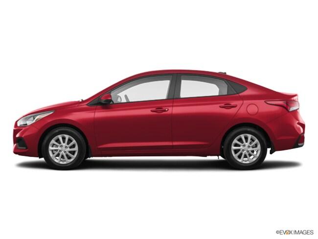 2018 Hyundai Accent SEL Sedan