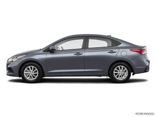 2018 Hyundai Accent SEL Car