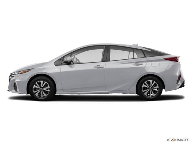 New 2018 Toyota Prius Prime Premium Hatchback for sale in Boston MA