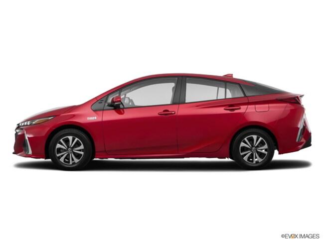 New 2018 Toyota Prius Prime Premium Hatchback Silver Spring, MD
