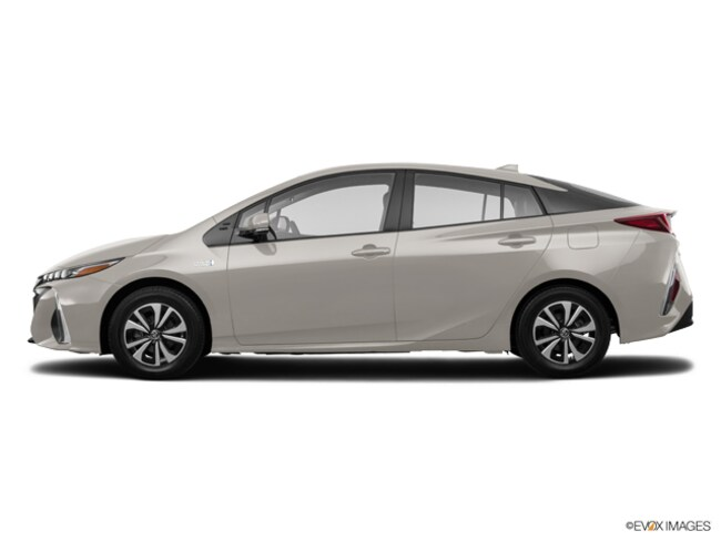 New 2018 Toyota Prius Prime Premium Hatchback for sale in Boston MA