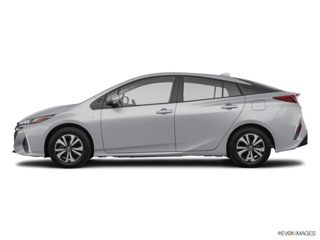 New 2018 Toyota Prius Prime Plus Hatchback for sale in Greenfield