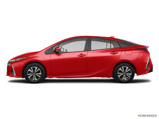 New 2018 Toyota Prius Prime Plus Hatchback Westminster