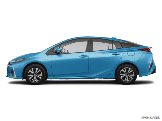 New 2018 Toyota Prius Prime Plus Hatchback in Arlington