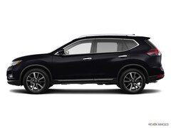 New 2018 Nissan Rogue SL SUV Concord, North Carolina