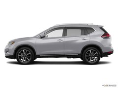 New Nissan vehicles 2018 Nissan Rogue SL SUV JN8AT2MT1JW486624 for sale near you in Mesa, AZ