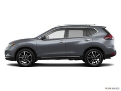New 2018 Nissan Rogue SL SUV Hickory, North Carolina