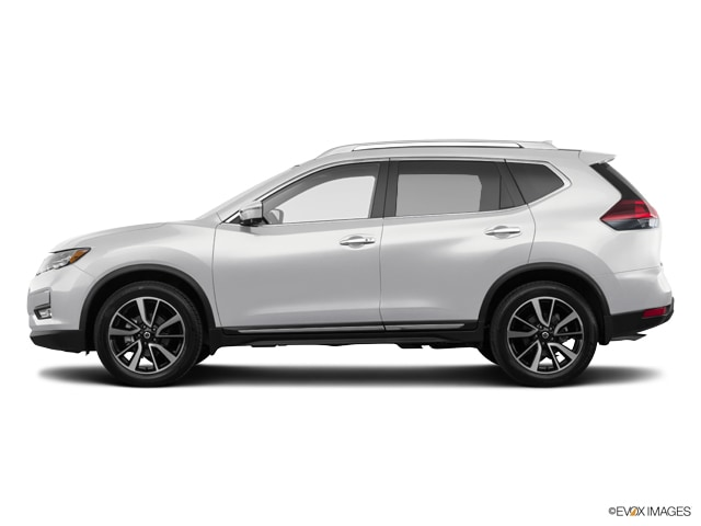 Featured new vehicles 2018 Nissan Rogue SL SUV for sale near you in Savannah, GA