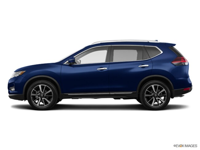 New 2018 Nissan Rogue SL SUV in Oakland, CA