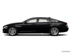 2018 Jaguar XJ Portfolio Sedan