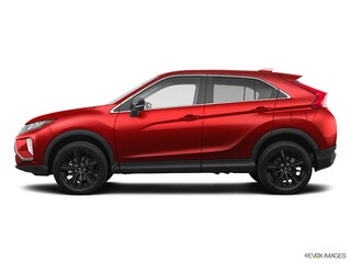 New 2018 Mitsubishi Eclipse Cross LE CUV JA4AT4AA1JZ042887 for sale on Long Island at Wantagh Mitsubishi