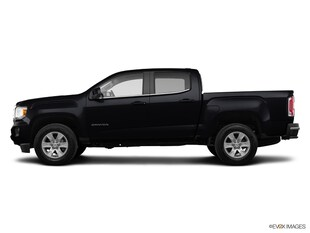 2018 GMC Canyon SLE TRK