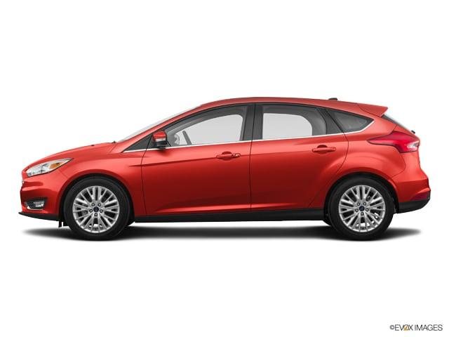 2018 Ford Focus Titanium Hatchback HATCHBACK