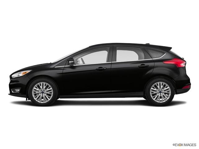 2018 Ford Focus Titanium Hatchback