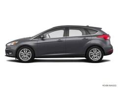 2018 Ford Focus Titanium Hatch Hatchback