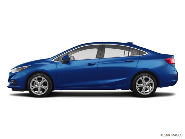 New 2018 Chevrolet Cruze Premier Sedan in Macon, GA