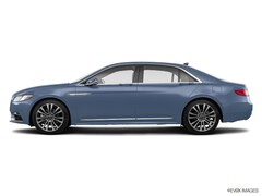 Used 2018 Lincoln Continental RESERVE AWD