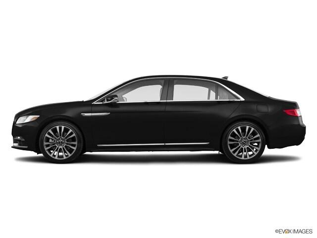 2018 Lincoln Continental SEDAN