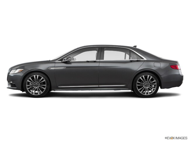 New 2018 Lincoln Continental Reserve Sedan for sale in Pittsburgh