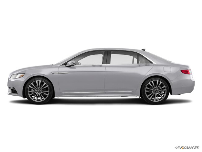 New 2018 Lincoln Continental Reserve Car Near Detroit
