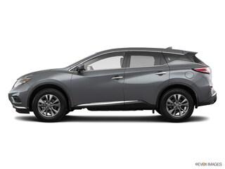 New 2018 Nissan Murano S SUV in Rosenberg, TX