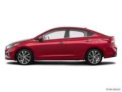 New 2018 Hyundai Accent Limited Sedan in Ontario CA