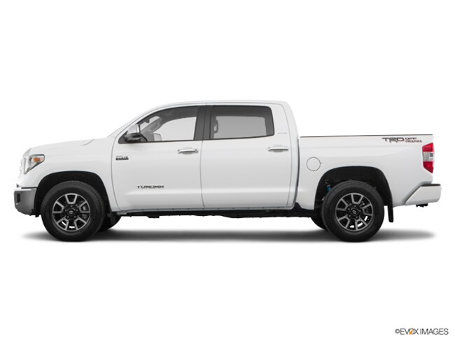 New Toyota 2018 Toyota Tundra Limited 5.7L V8 Truck CrewMax for sale in Corona, CA