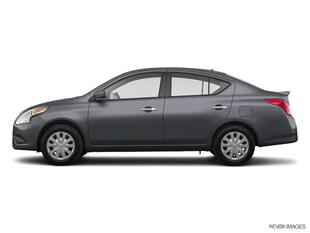 2018 Nissan Versa 1.6 Sedan