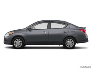 new 2018 Nissan Versa 1.6 SV Sedan in Lafayette
