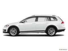 2018 Volkswagen Golf Alltrack TSI SE SUV