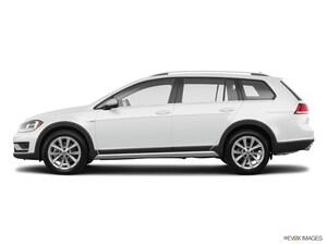 2018 Volkswagen Golf Alltrack TSI SE