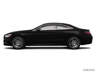 2018 Mercedes-Benz S-Class S 560 Coupe