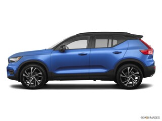 New 2019 Volvo XC40 R-Design SUV in Meriden, CT