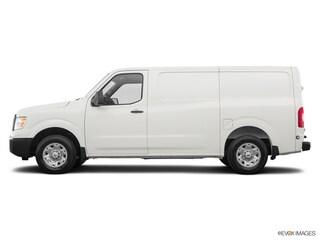 2018 Nissan NV Cargo NV2500 HD NV2500 HD High Roof V6 SV Van High Roof Cargo Van