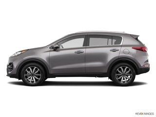 New 2019 Kia Sportage EX Sportage EX FWD 2.4L KT9032 for Sale in Newark, DE, at Kia of Wilmington